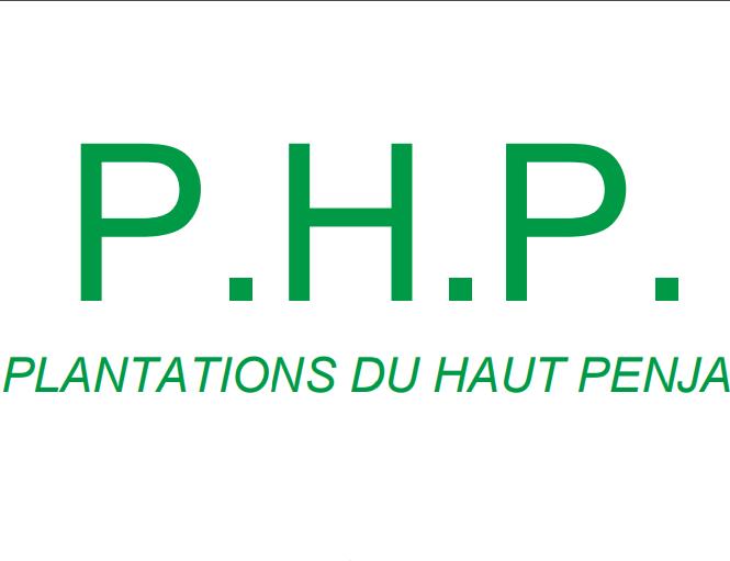 PHP - Plantation du haut Penja Logo