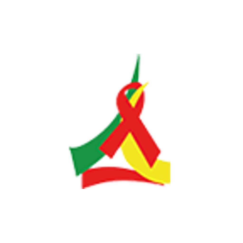 comité national de lutte contre le sida logo